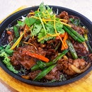 Black Pepper Beef ($18.90)