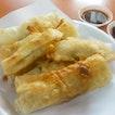 Prawn & Chicken Gyoza (5 pcs for $5)