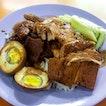 Braised Duck Rice ($6.80)