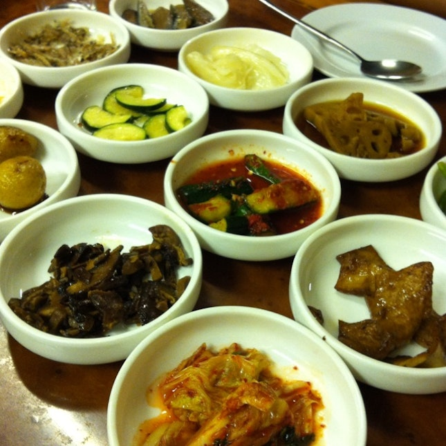 12 Side Dishes