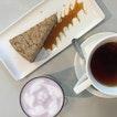 Cake/Latte/Pancakes