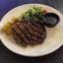 Wagyu Steak at Le Steak.