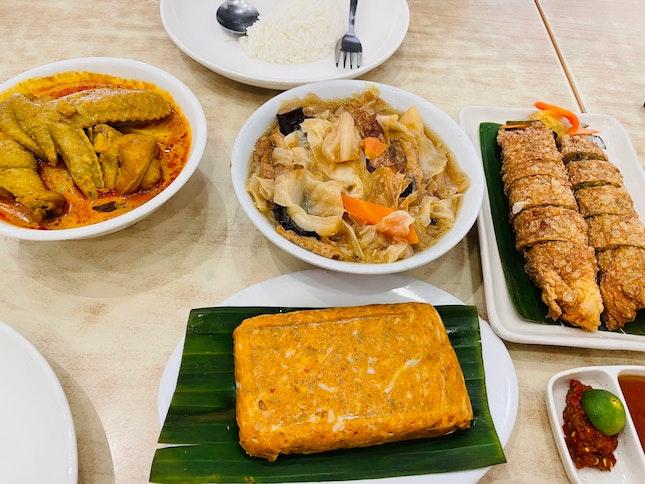 Peranakan/ Indonesian / Eurasian Food