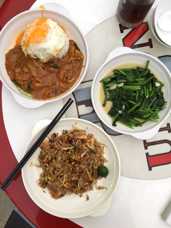 Hawker Food 🍲