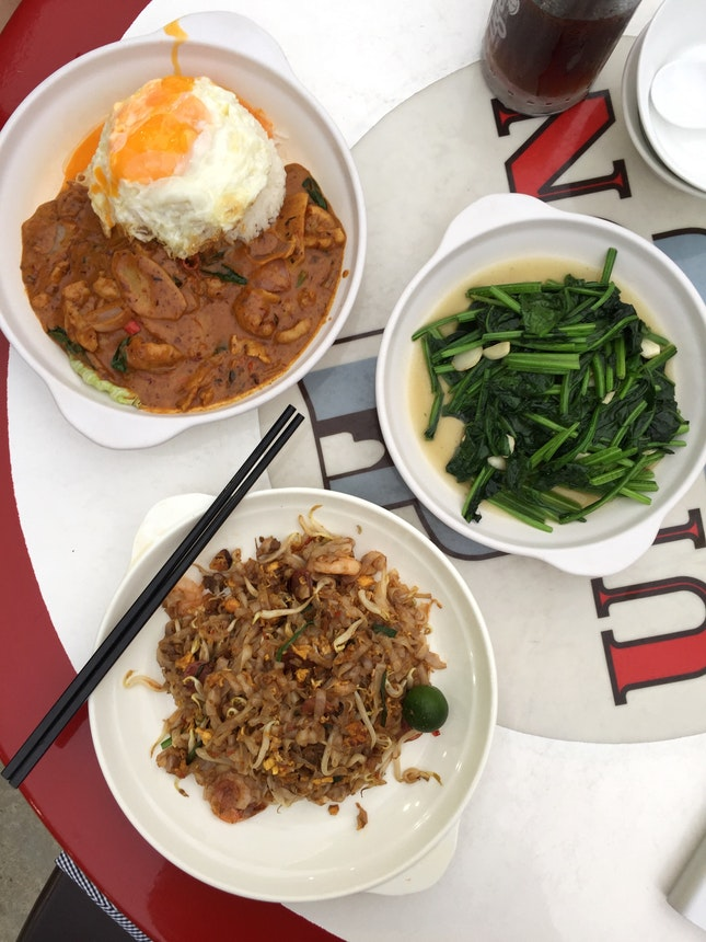 Affordable Zi Char with Generous Portion
