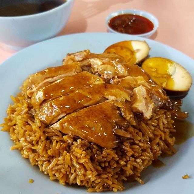 Lunch At Ang Mo Kio