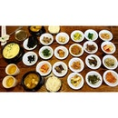 20 different types of Banchan (8000krw per pax); The traditional small korean restaurant serve excellent classic Banchans and they are opened for 24 hours.