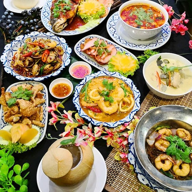 Recently Thai restaurants & eateries has been gaining popularity in Singapore and they are practically everywhere now.
