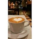 A great place to burn midnight oil * * *Latte (RM11)  #assignment #24seven #nightkaki #nightcat #burpple #burpplekl