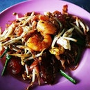 You can easily find great chao kuey teow in Penang...
