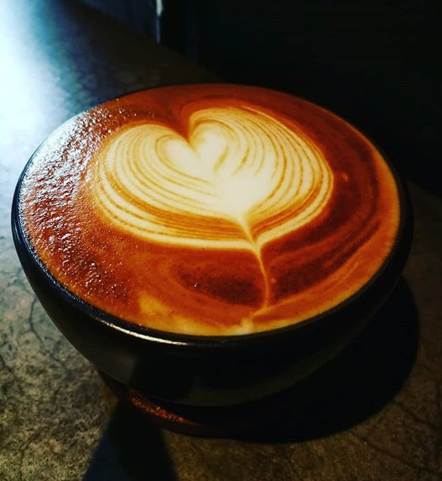 Coffee obsessed...
