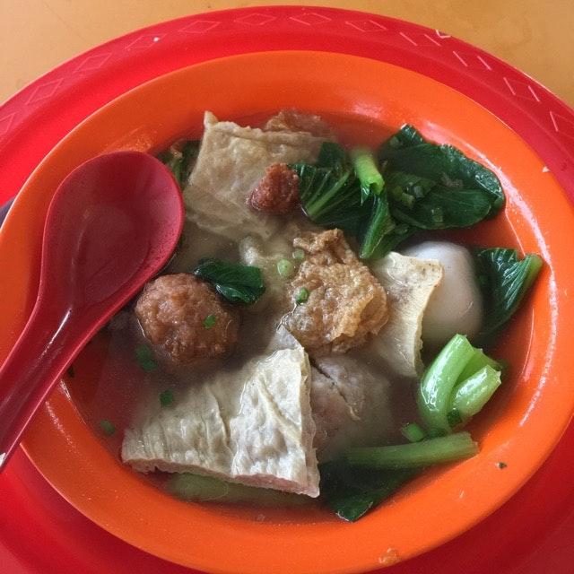 Chen Ji Ke Jia Niang Dou Fu (Clementi 448 Market & Food Centre)