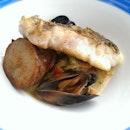 Mykonos Cod Fish
