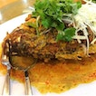 Indonesian-Style Fried Fish Curry
