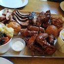 Big BBQ Platter