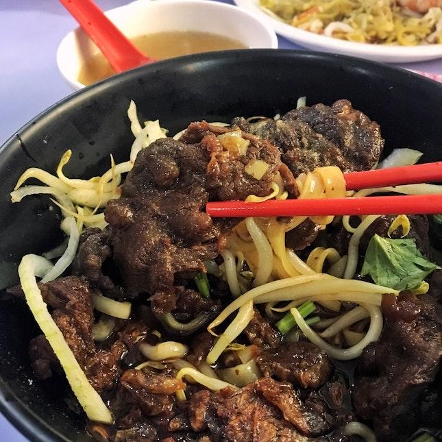 Braised Beef Noodles | 5bucks