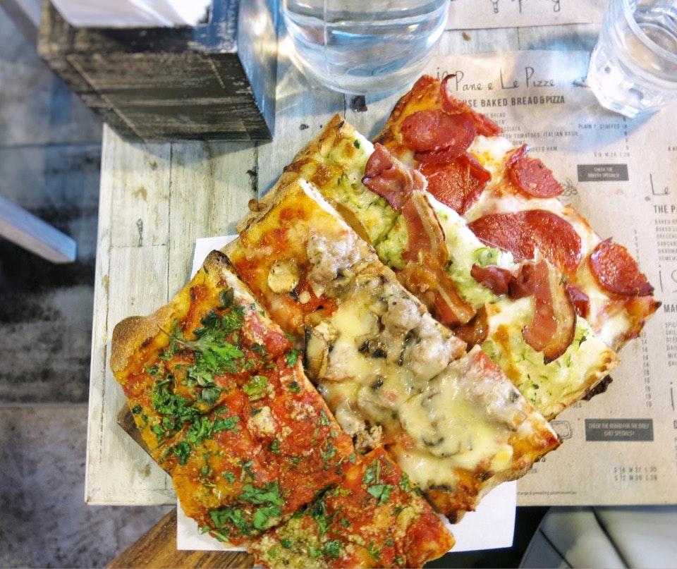 Bazaar Pizzas