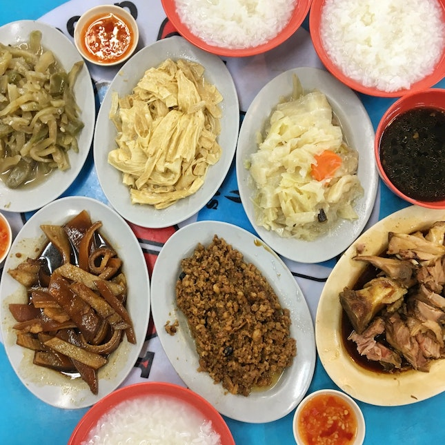 Affordable Comforting TeoChew Mueh