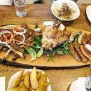 This meat platter #brotzeit #burpple