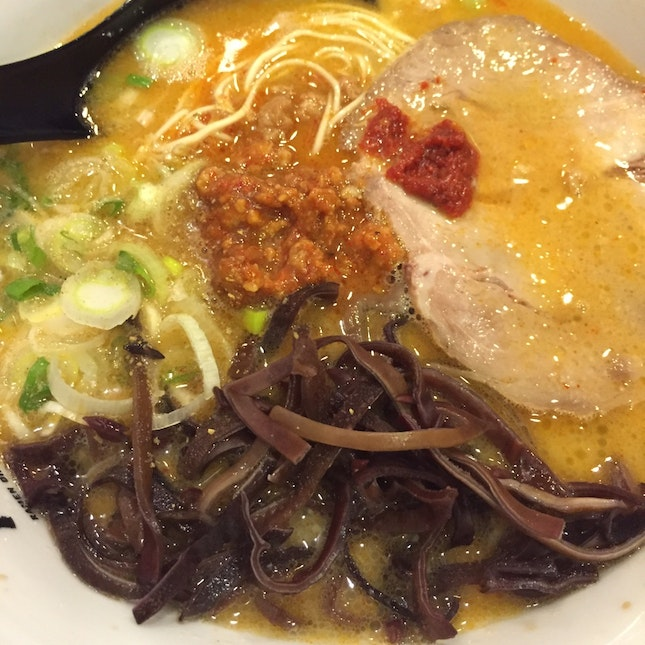 One Of The Best And Authentic Ramens In Singapore.