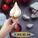 Ice cream at #ikeasg on #cny初二 !