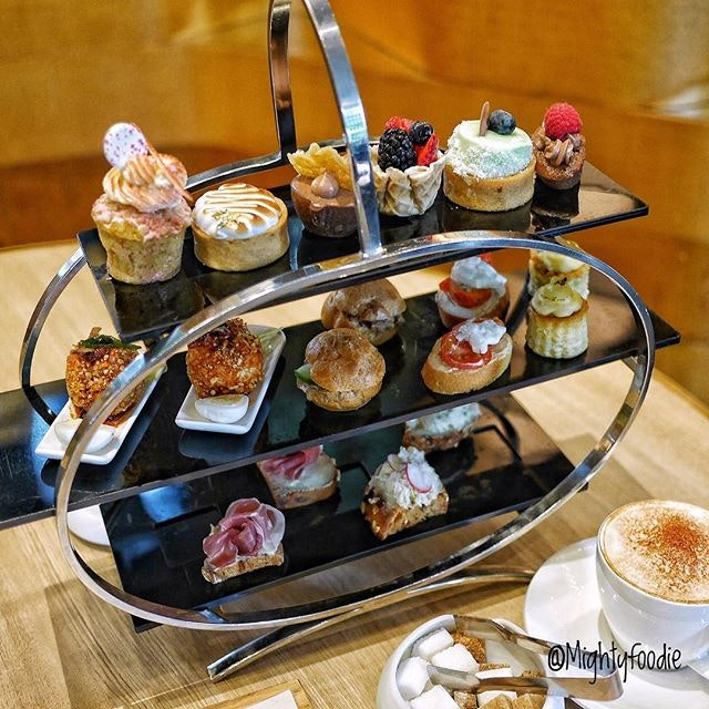 Lime's Tiers of Joy Afternoon Tea Menu has a refreshed menu that is creatively infused with sweet and savoury local flavours.