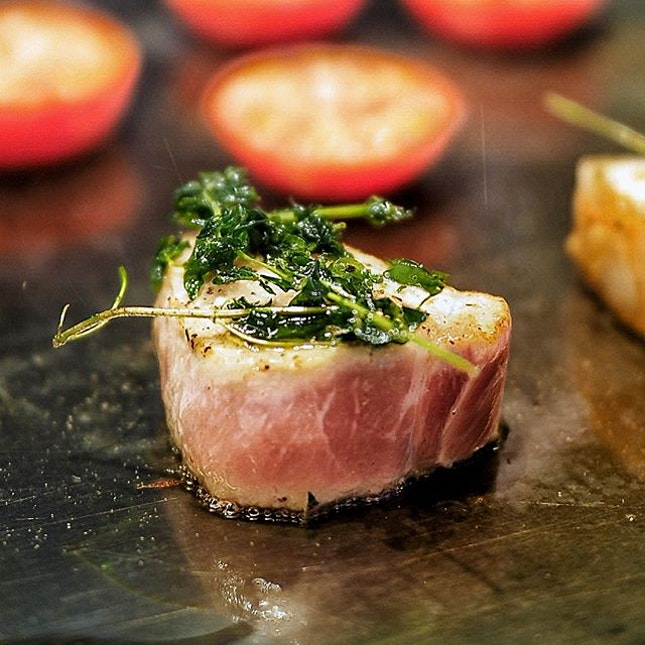 [Andaz Singapore – Plancha'Lah].