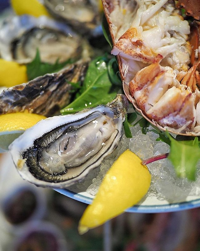 @greenwoodfishmarket has opened their 4th outlet at @dempseyhillsg .