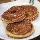 Pancakes 🥞 Breakfast @starbuckssg .