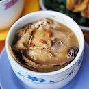 @tansersengherbs Cordyceps Chicken Soup.