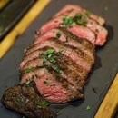 Chateaubriand ($128.00++) from @opusbarandgrill.