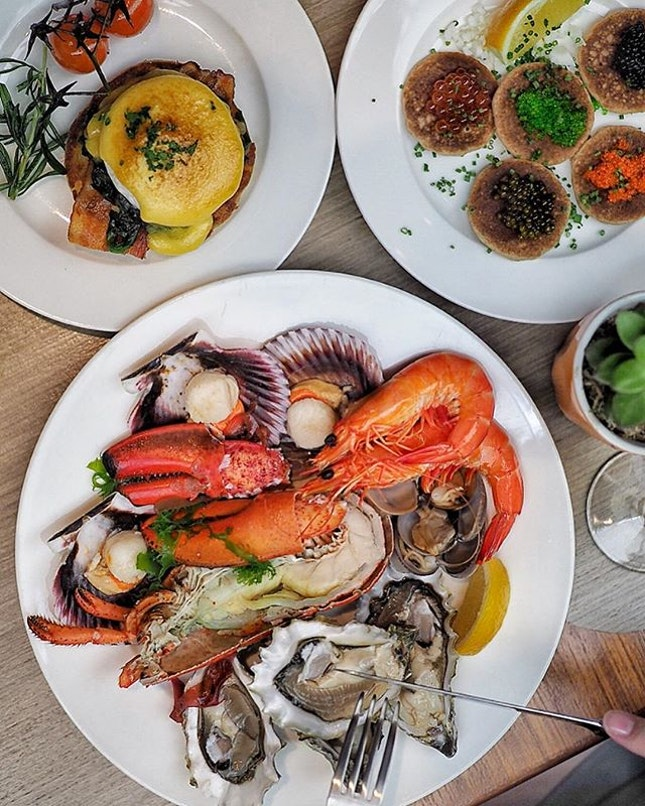 Ash & Elm has launched the NEW French Sunday Champagne Brunch from 31 Mar 2019.