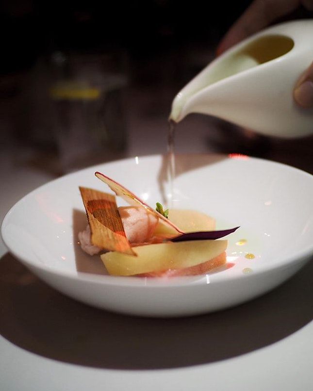 @restaurantjagsg opened since October last year contributes to the French gastronomy renaissance in Singapore.