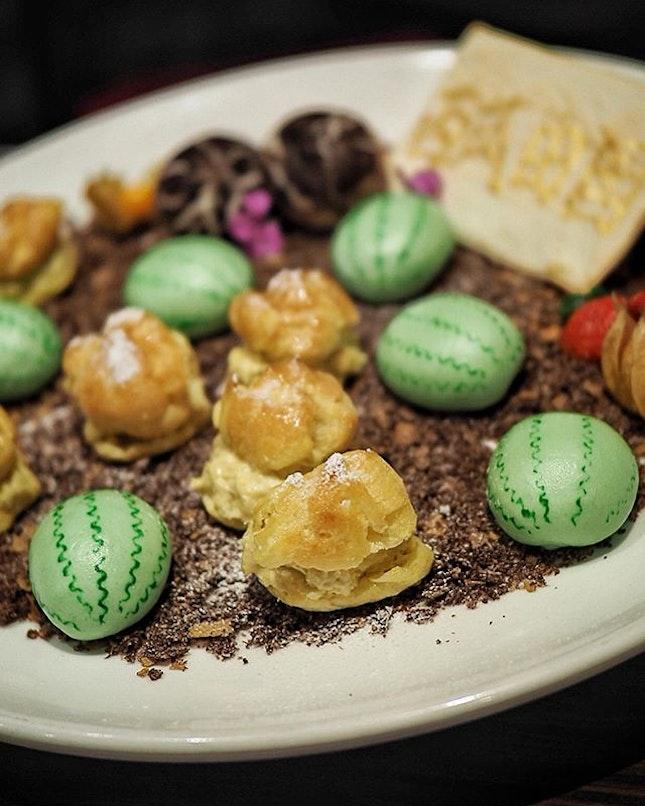 The New & Classic Ala Carte Dim Sum Desserts available till Jun 2019.