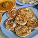Another good place for prata at Sin Ming Roti Prata.
