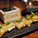 @komasingapore, a new concept from @taogroup, an Japanese restaurant and sushi bar.