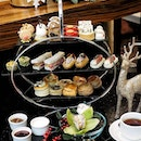 Celebrate this festive season with Classic Afternoon tea - Revelry, at the Lobby Lounge @interconsin .