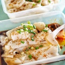 Chee Cheong Fun ($2.00) for breakfast.