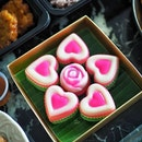With min order of $150.00 for this Mother's Day celebration 9 and 10 May 2020, @thanyingrestaurants is giving this beautiful dessert for Free.
