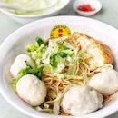 Song Kee Fish Ball Noodle (Jalan Besar)
