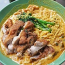 Curry Fried Chicken Cutlet Noodle