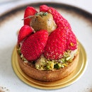 Strawberry Pistachio