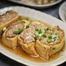 Yong Tau Foo (客家酿豆腐)
