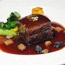Braised Pork Belly with Pineapple