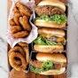 Ordinary Burgers (City Square Mall)