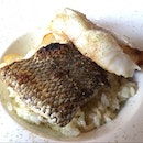 Cod With Risotto