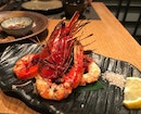 <Spanish Red Prawns> Don't they have really huge heads?