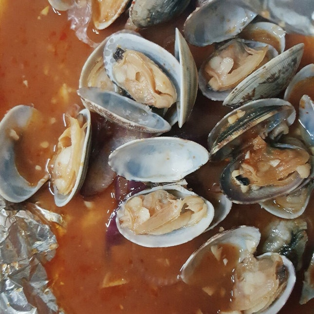 Seafood BBQ (LALA)