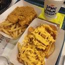 Cheesy Potato & Breast Chicken