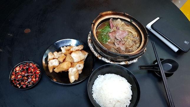Best Bak Ku Teh In Singapore